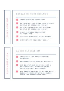 APA Rough Draft Checklist page 2