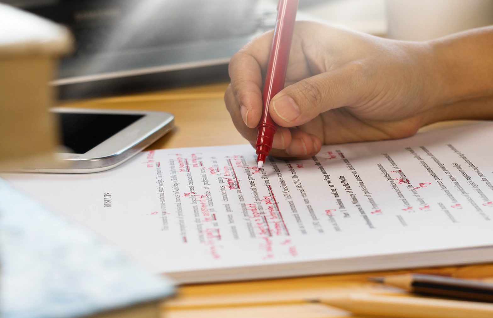 Editing and proofreading in North Carolina